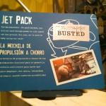 Jet Pack Label