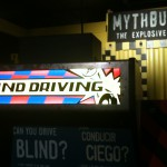 Blind Driving