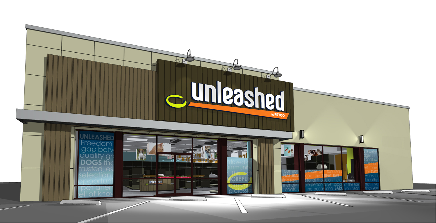 Unleashed: by PETCO | John Dalton Design